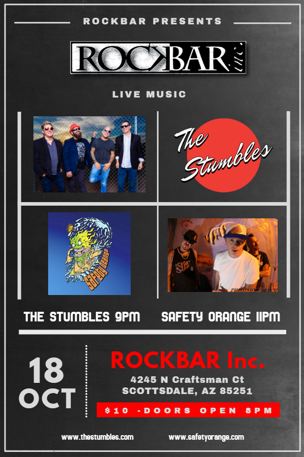 The Stumbles @ RockBar
